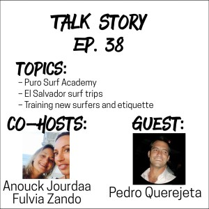 ThankYouSurfing - Talk Story - Epsiode 38 - Cover 1