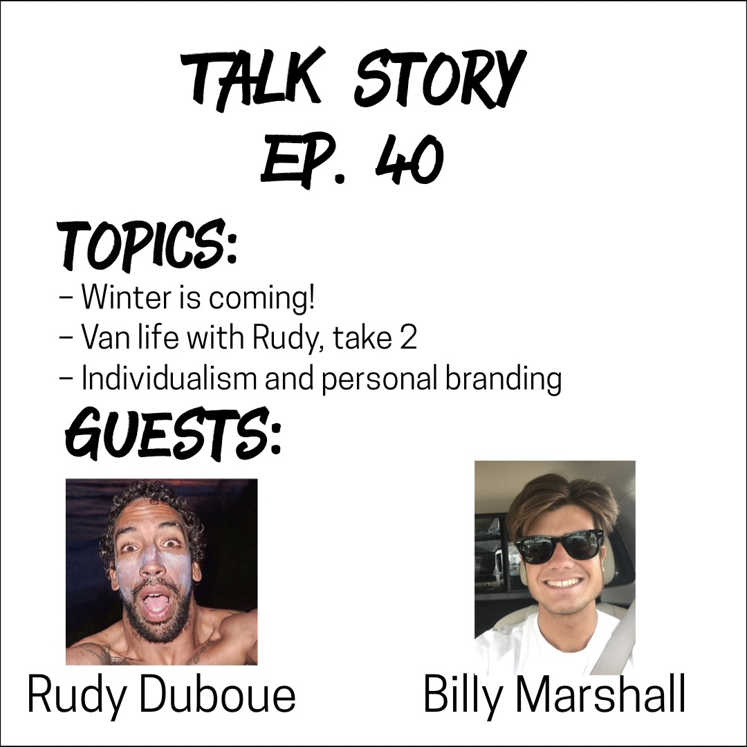 Talk Story: Episode 40