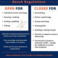 How to Reopen a Beach: COVID19 Guide and Resource
