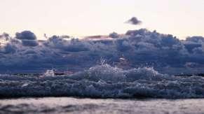 Clouds on horizon 2