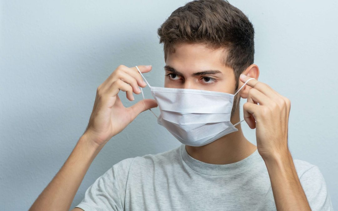 Face Mask Hygiene during a pandemic?