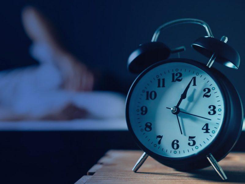 كيف يمكن النوم بسرعة