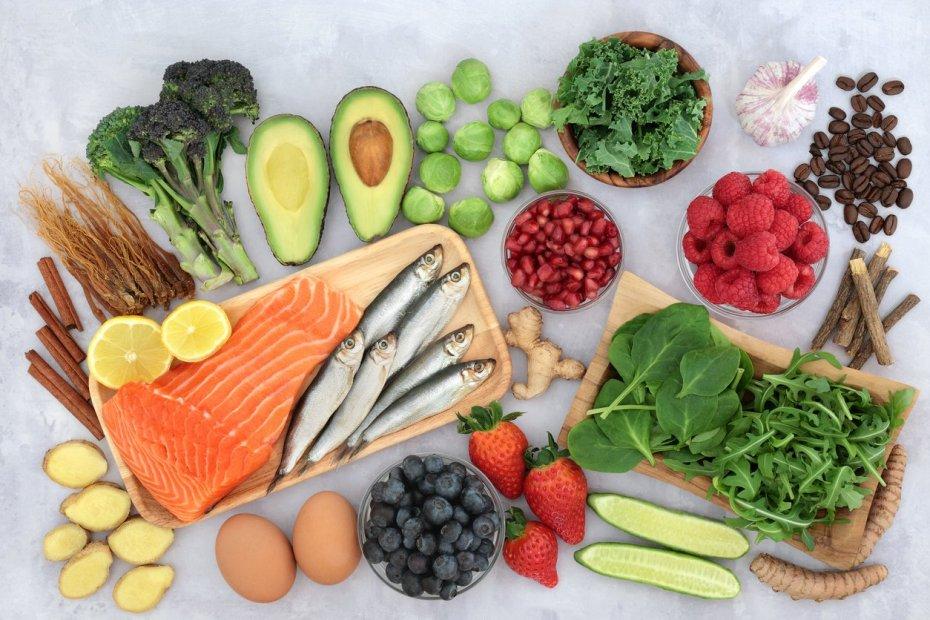 الأطعمة المضادة للإلتهابات
