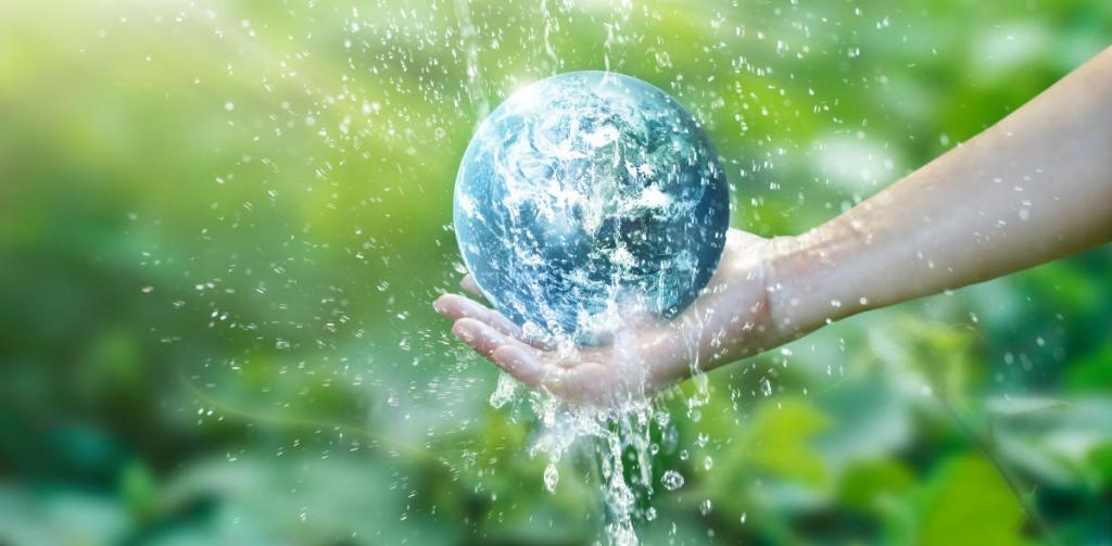 طرق توفير المياه
