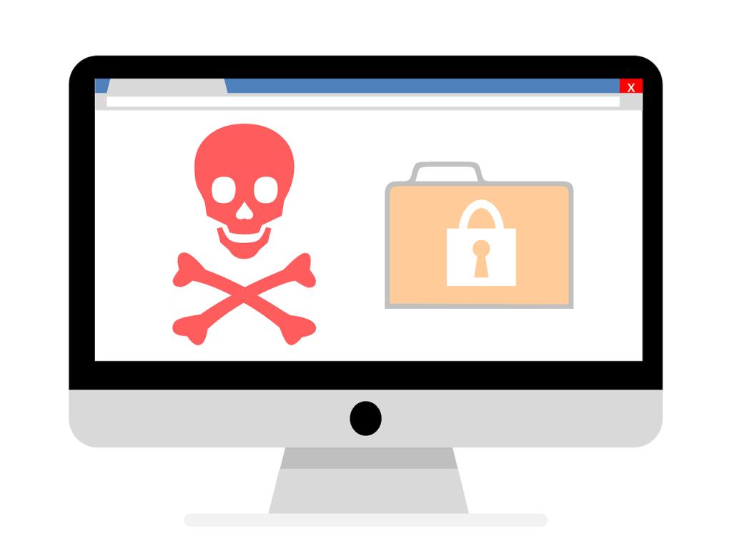 طرق حذف فيروس الفدية واداة فك تشفير الملفات