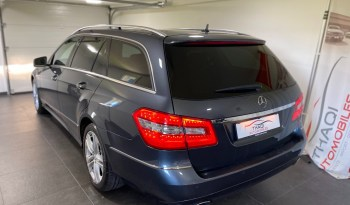 MERCEDES-BENZ E 350 CDI BlueEff. Avantgarde 4Matic 7G-Tronic full