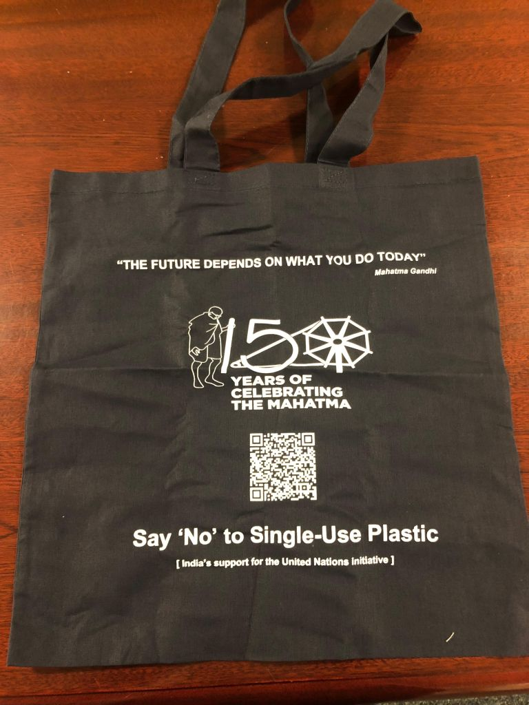 Tote Bag from India, Say no to Single Use