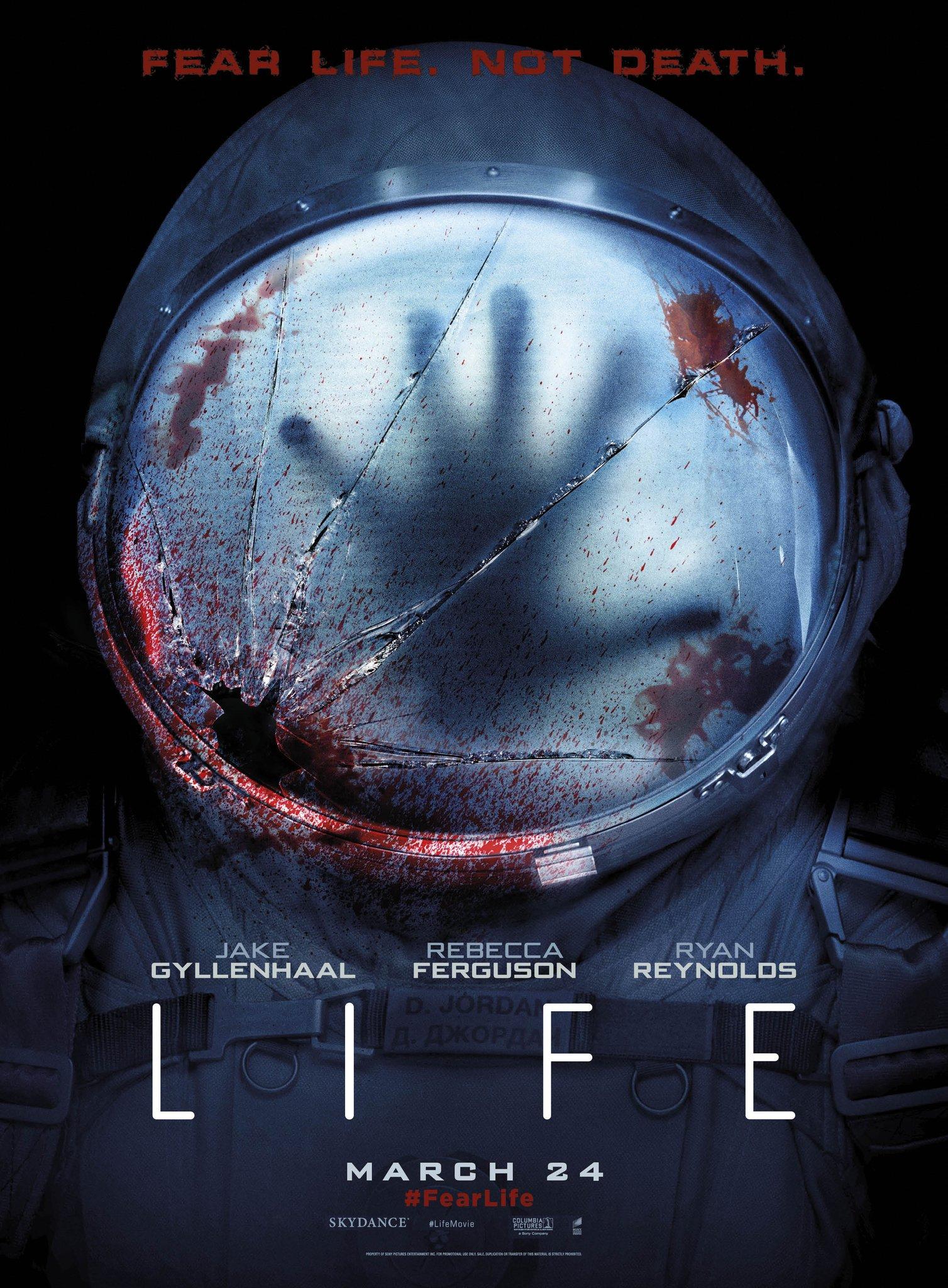 Life Movie Poster
