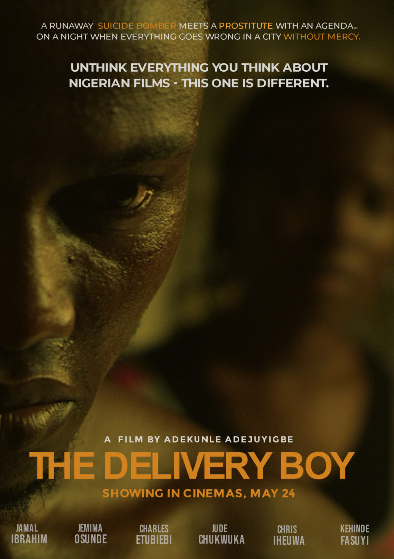Filmmaker, Adekunle 'Nodash' Adejuyigbe, I was told not to make 'The Delivery Boy,'