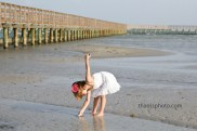 Sisters at the Beach {Child/Family Photography~Rockport, Texas area}