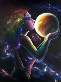 Venus: the Bringer of Peace