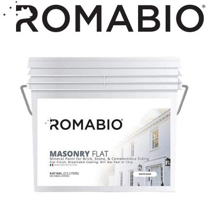 romabio home paint | That 1 Painter