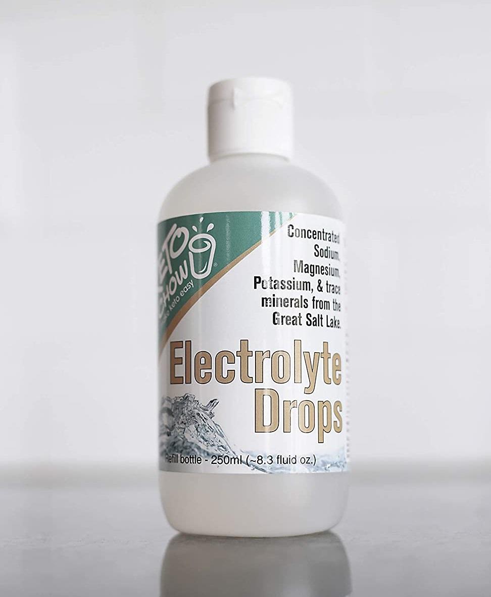 electrolyte-drops
