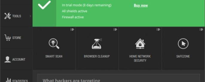 Bản quyền miễn phí Avast Internet Security 2015