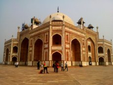 UNESCO World Heritage Site, Historical Monument, Architecture, Heritage, India, Incredible India, Humayun's Tomb