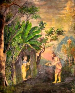 Garh Mahal, Painted Rooms, Jhalawar, Ghasiram, Travel, Indian Art, Indian Aesthetics, Hadoti, Rajasthan