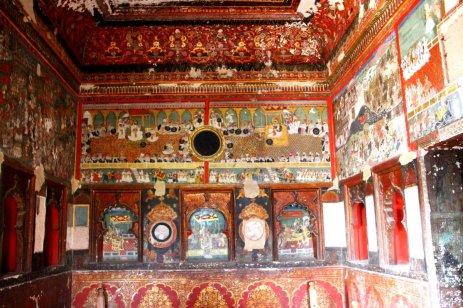 Taragarh Palace, Taragarh Fort, Bundi Palace, Art, Painted Rooms of Bundi Palace, Royal Wall Paintings, Bundi School of Painting, Travel, Rajasthan, Incredibl India