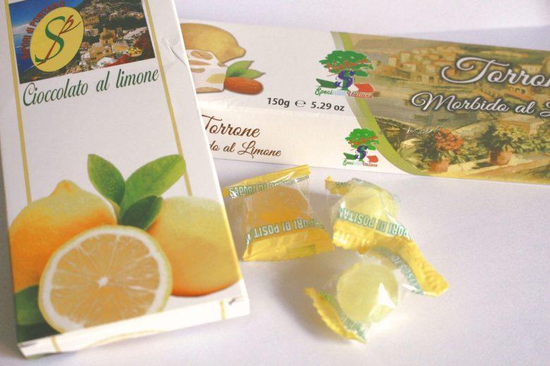 lemon candy from positano italy