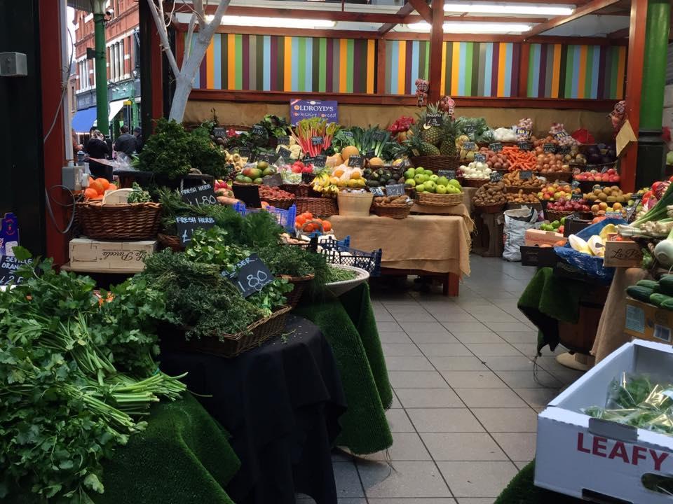 oldroyds borough market london