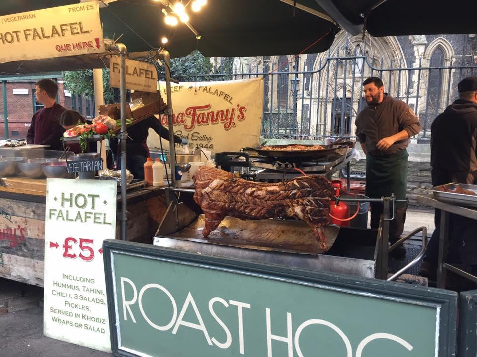 roast hog borough market london
