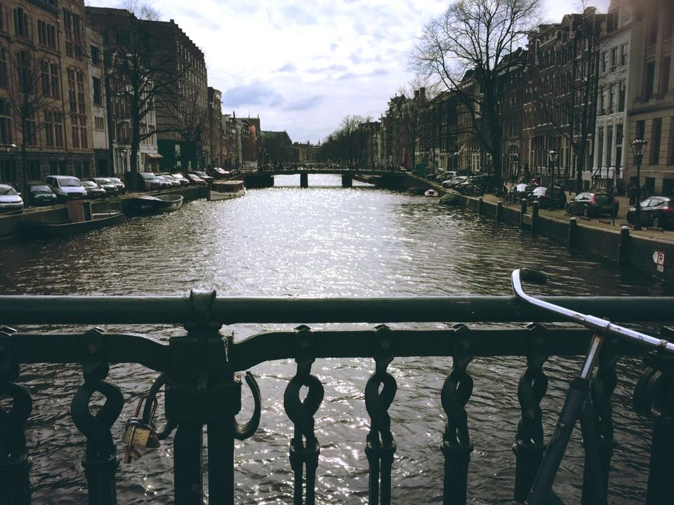 One Day In Amsterdam - Canal
