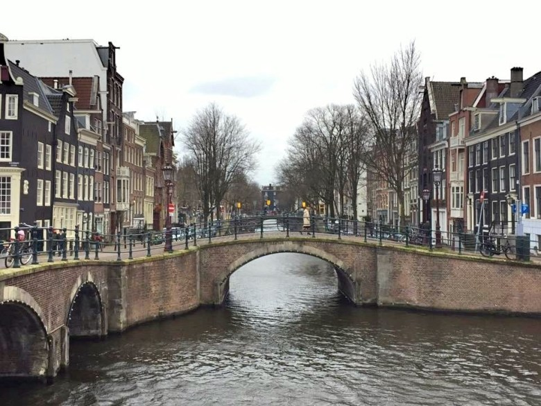2 Days In Amsterdam - Travel Tales: Canal View