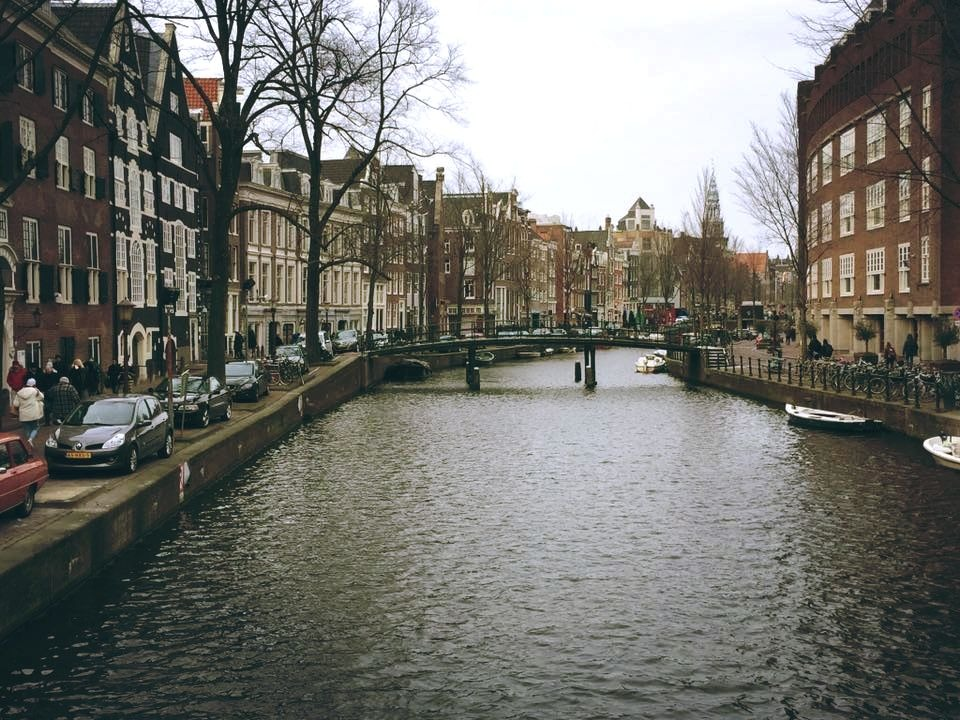 One Day In Amsterdam - Red Light District