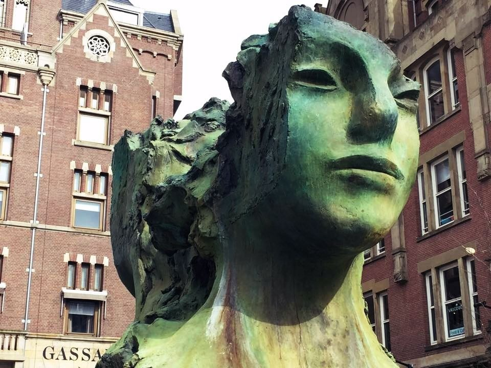 20 Most Instagrammable Places in Amsterdam - Dam Square Statue