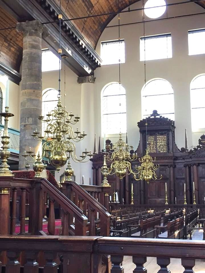 2 Days In Amsterdam - Travel Tales: Portuguese Synagogue