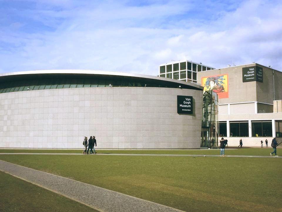 One Day In Amsterdam - Van Gogh Museum