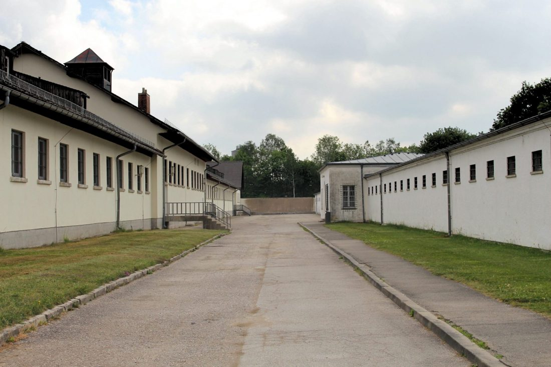 Dachau Bunker. Visiting Dachau Concentration Camp Memorial Site https://thatanxioustraveller.com #europe #travel #munich #dachau #history