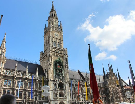 Things to do in Munich in one day - even though Munich is Germany's third biggest city, it's still possible to see its absolute highlights all in one day, leaving to time to explore the rest of Bavaria! Check out our guide to seeing it all, with handy information and maps! https://thatanxioustraveller.com #europe #germany #munich #travel #oneday