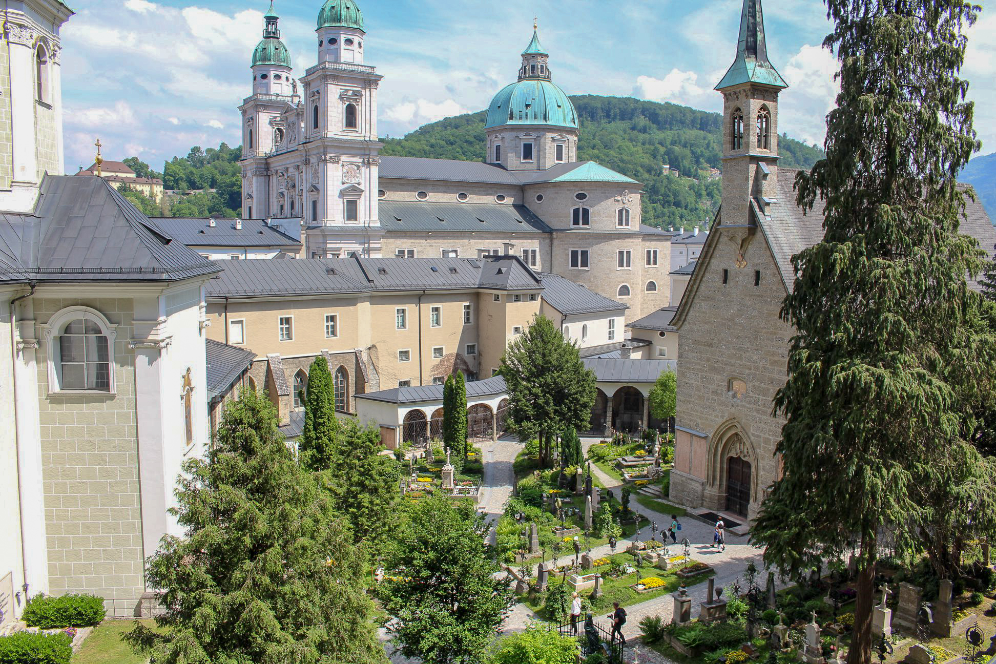 Salzburg Itinerary: The Best Things To See In 2 Days