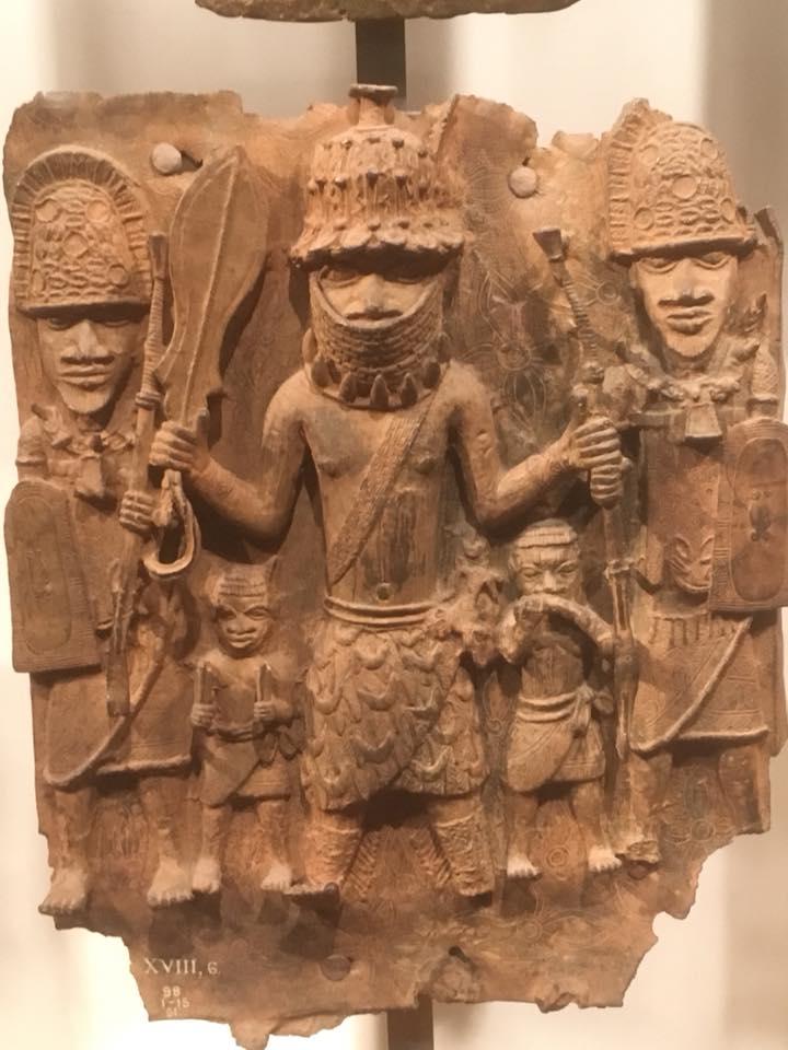 Benin bronzes, Africa collection - British Museum