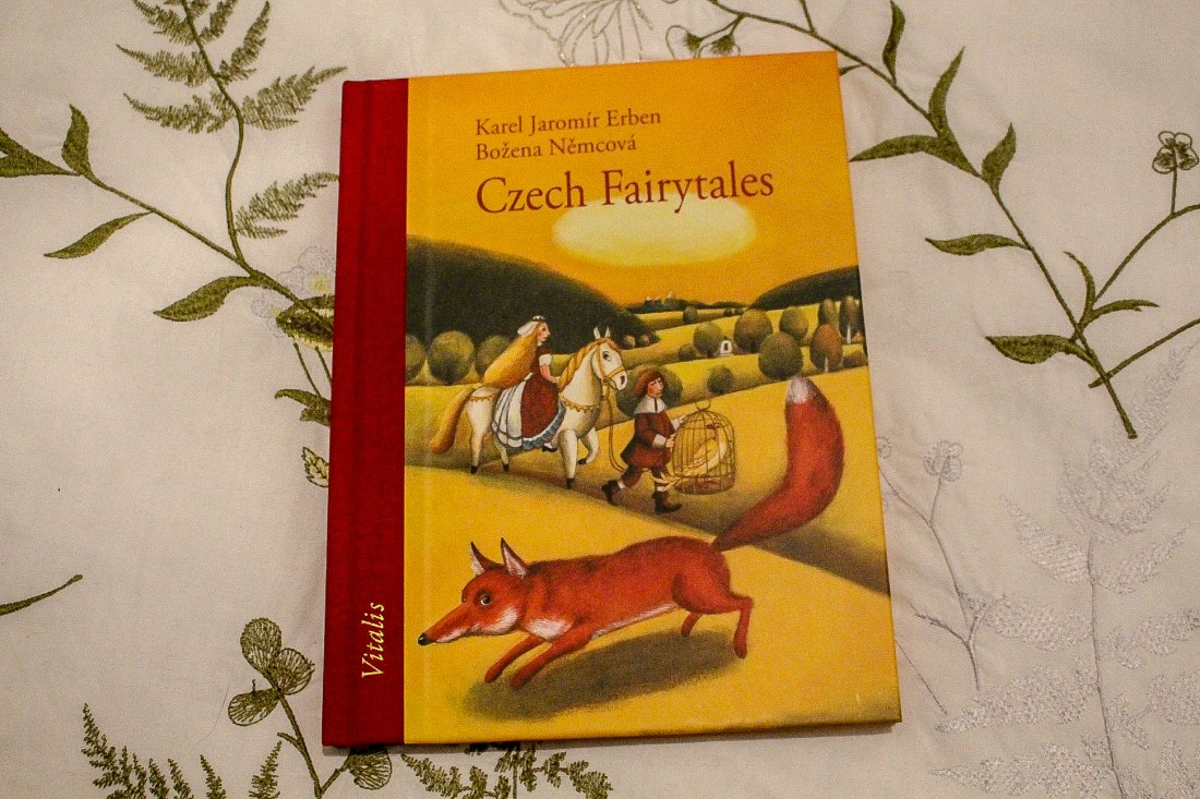 Book of Czech fairy tales