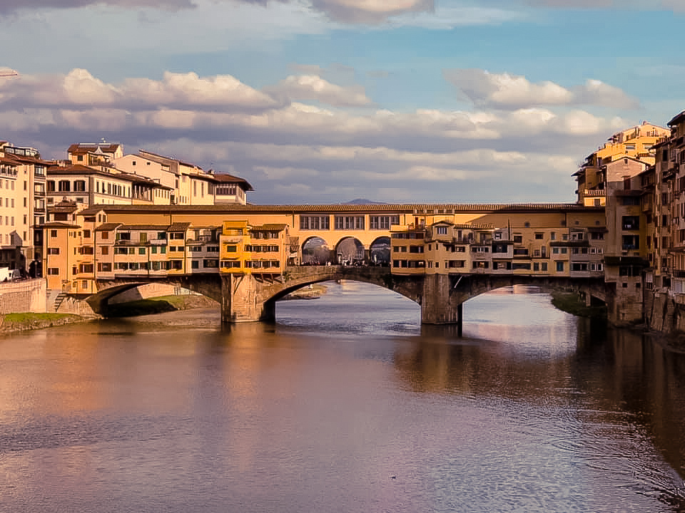 Ponte Vecchio, Florence - 2 days in Florence itinerary