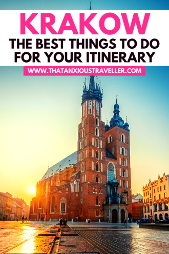 Looking for a Krakow guide that gives you all the juicy info on the best things to do in Krakow, and wraps it up into a perfect Krakow itinerary? Look no further! Get all the Krakow tips you need here, including all the Old Town sights such as Wawel Castle and the Cloth Hall, day trips to the Wieliczka Salt Mine and Auschwitz, and even shopping and photography spot tips! Learn where to eat, and the best parks to explore! #krakow #krakowpoland #poland #polandtravel