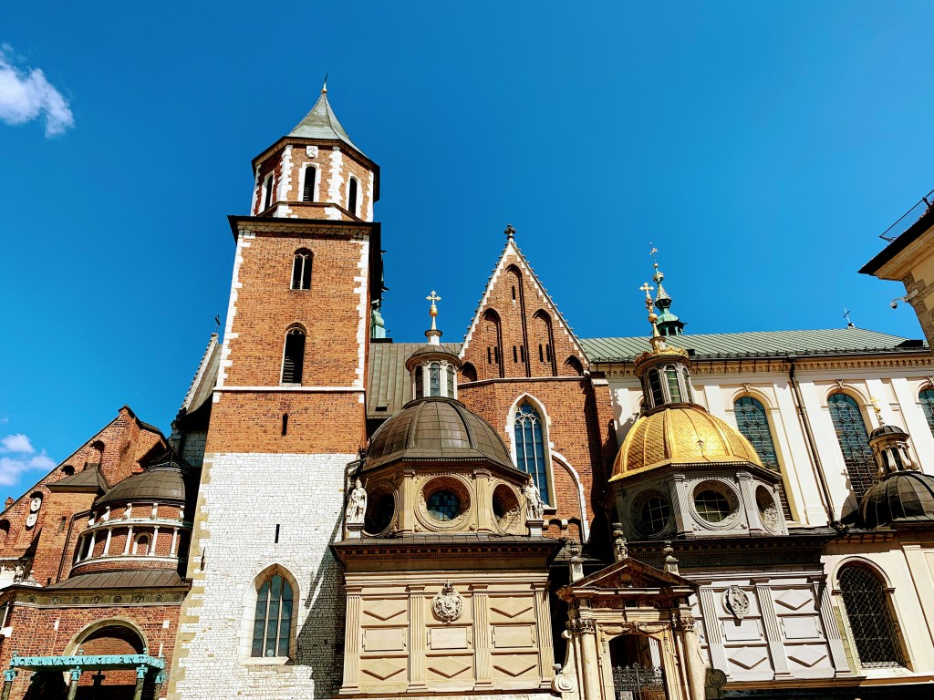 Wawel Castle in Krakow. The castle is one of the most visited things to do in Krakow