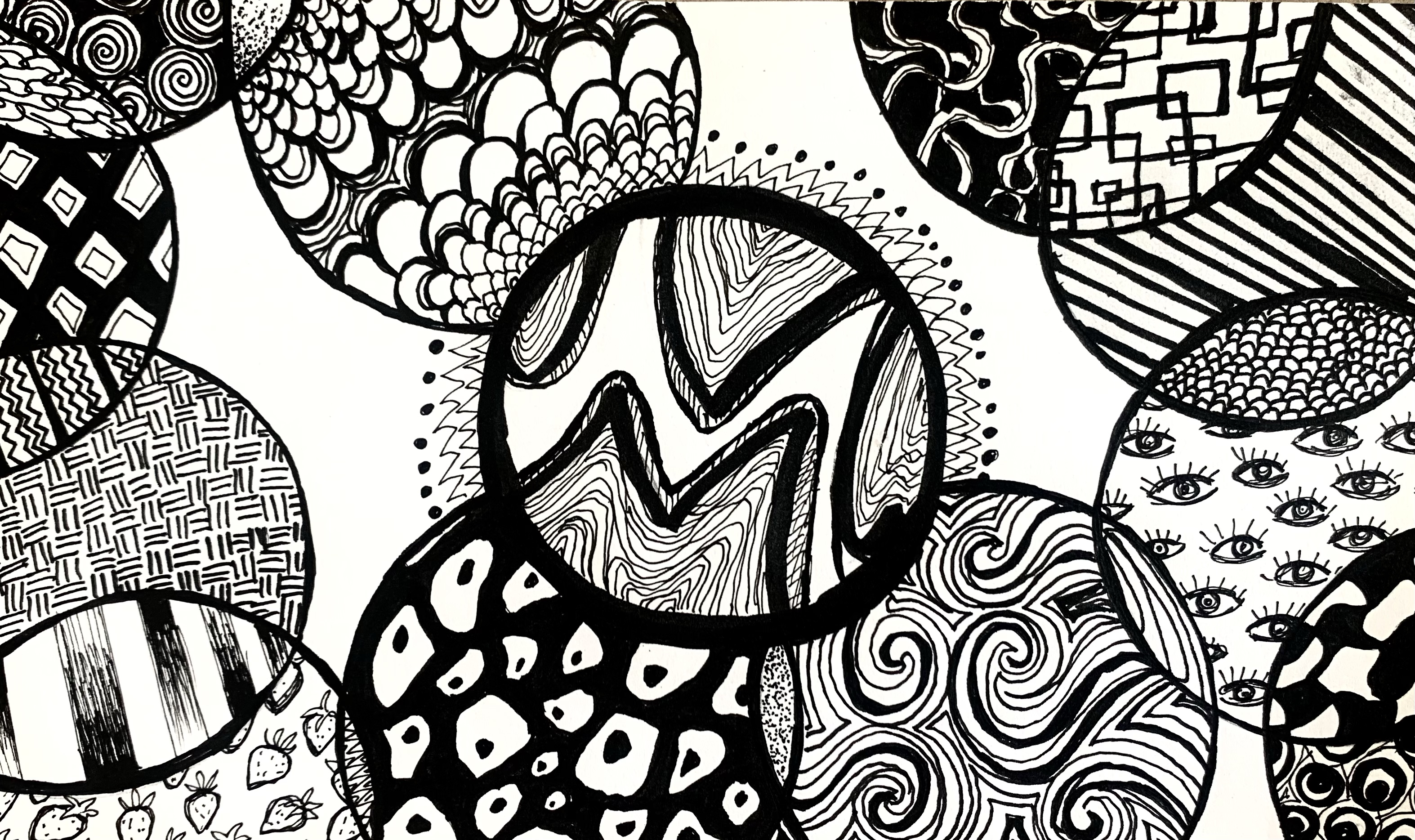 zentangle art lessons