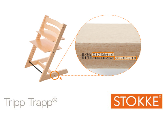 stokke high chair second hand places to rent tablecloths and covers near me how buy a used tripp trapp that baby life manufacture date serial number