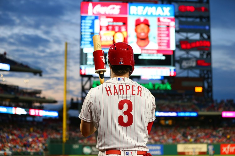 300+ Phillies fans out of luck as counterfeit Bryce Harper jerseys seized