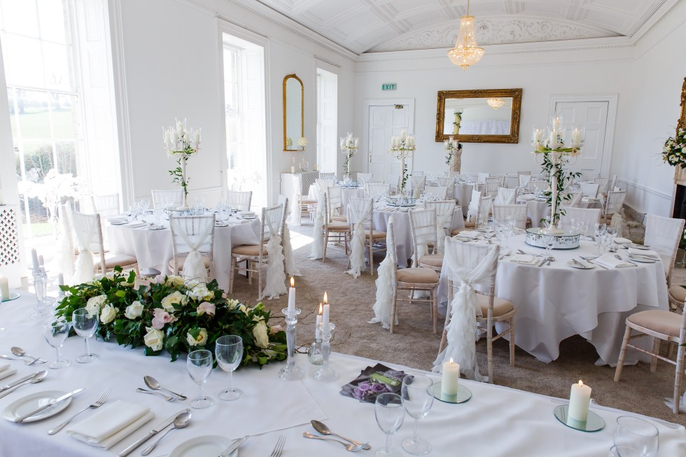 wedding venue inspiration - country house wedding venues - donington hall