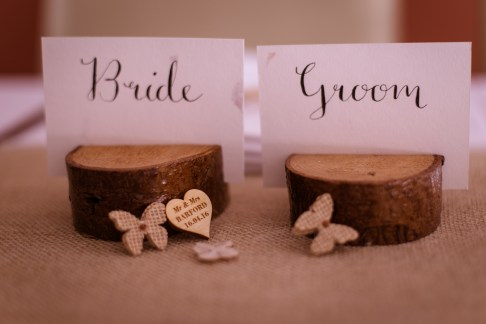rustic themed wedding inspiration -