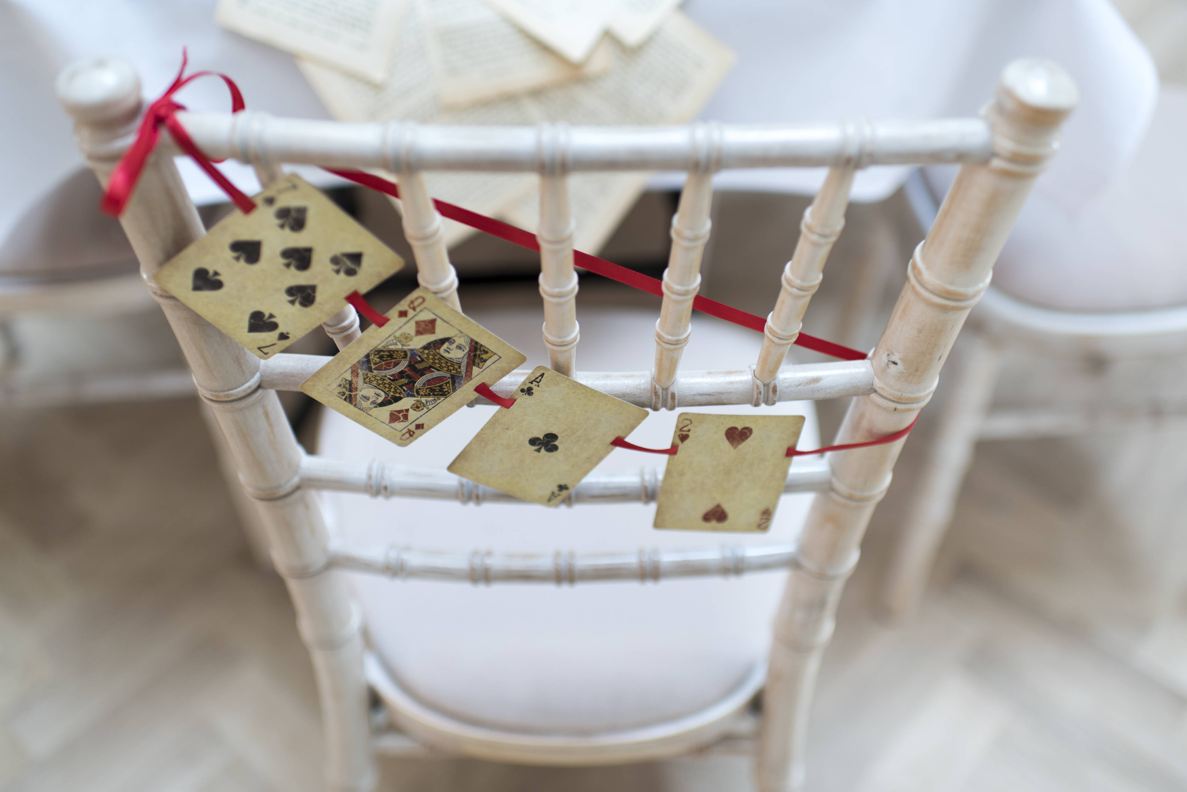 'Vintage meets Alice in Wonderland wedding' - A Mad Hatters Tea Party