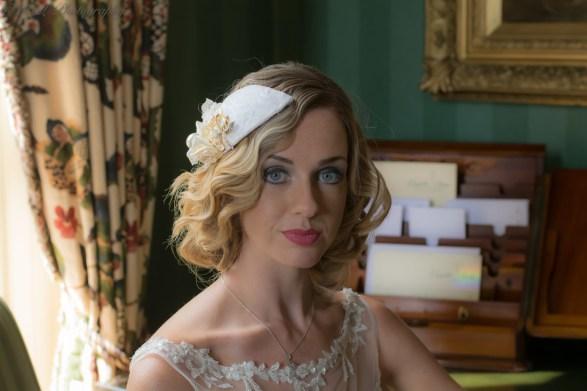 wedding hair accessory -vintage