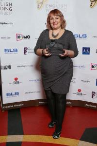 best overall wedding planner at the english wedding awards