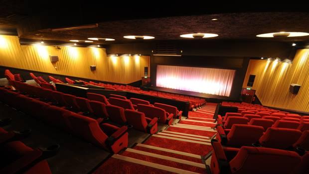 savoy cinema unique, alternative and unusual wedding venue