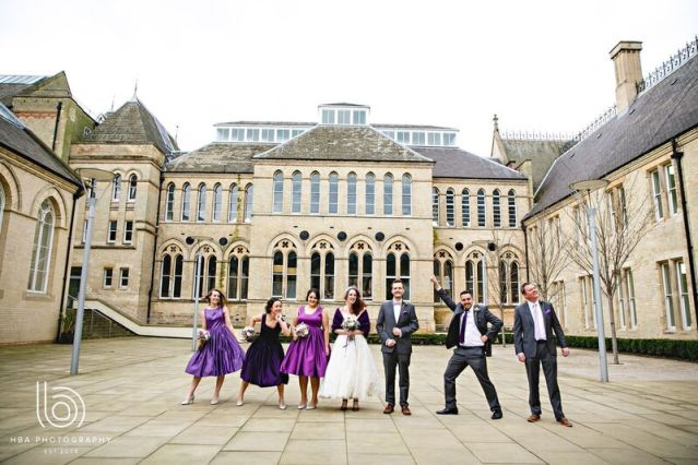 unique, alternative and unusual wedding venues - the arkwright rooms - exterior
