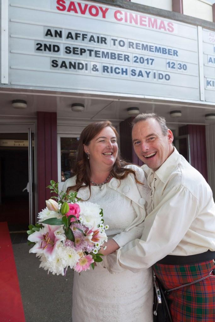 savoy cinema, nottingham, east midlands - unique and alternative wedding venue