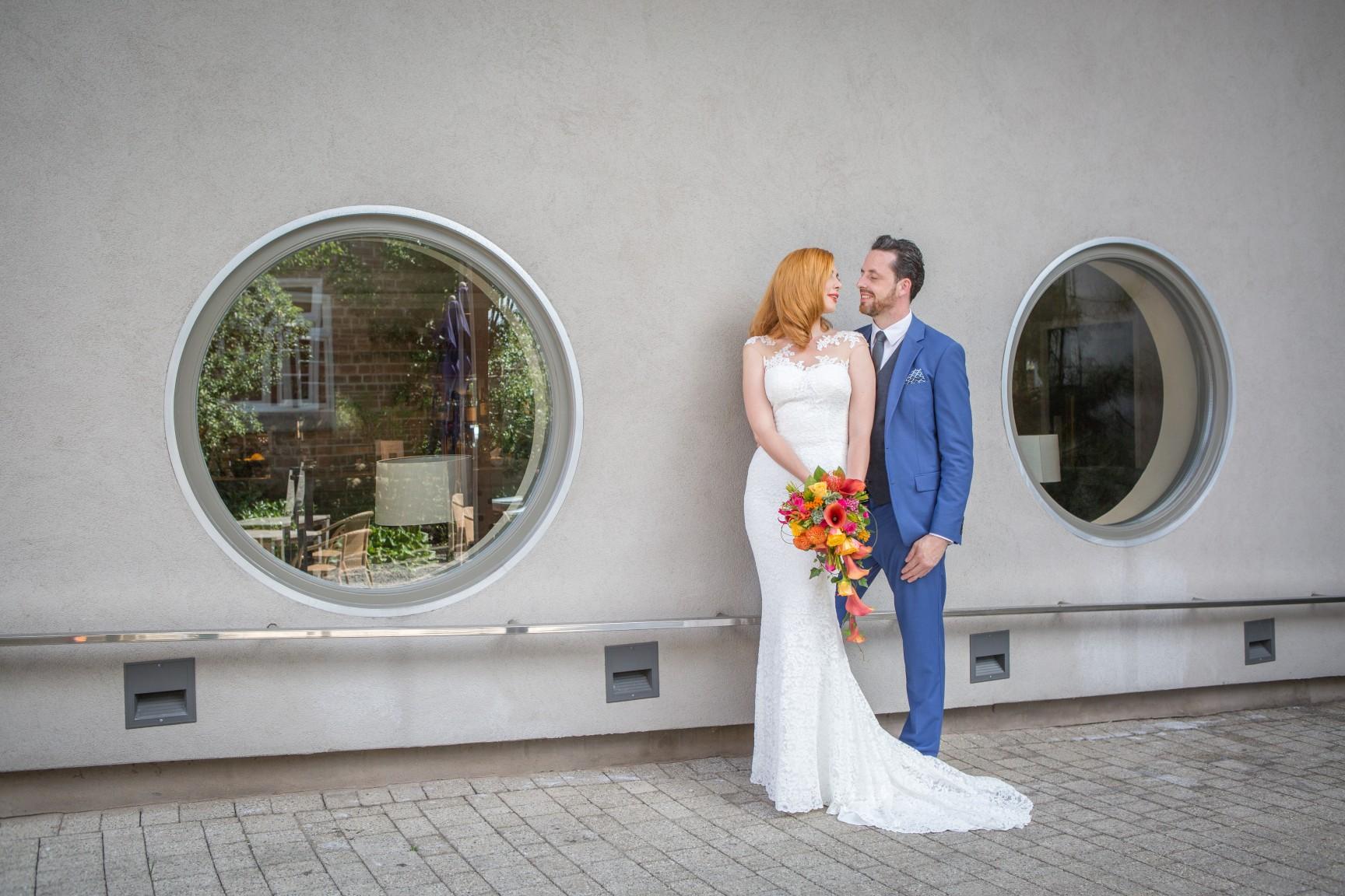 harts nottingham wedding day - colourful wedding - colourful bride - alternative wedding day